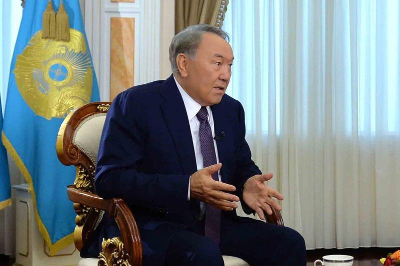 Нұрсұлтан Назарбаев еттен бас тартпауға кеңес берді