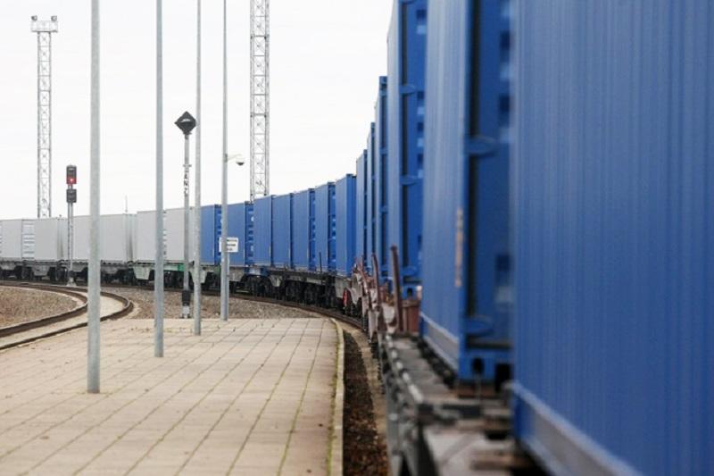 Cargo turnover of Kazakhstan Railways increases in 1H18