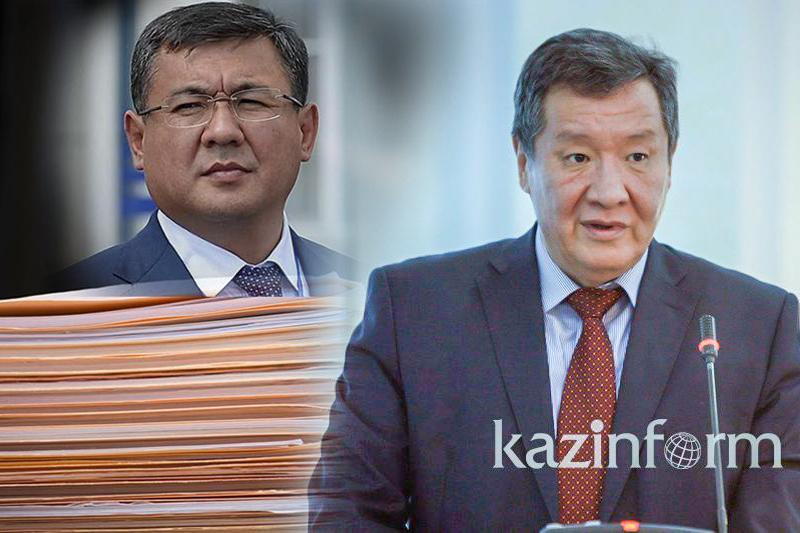 Ғани Сәдібеков пен Бақытжан Жақсалиевті үйқамақта ұстау мерзімі ұзартылды