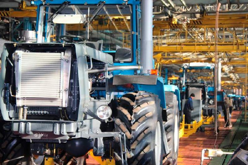 库斯塔奈市将建造拖拉机制造厂