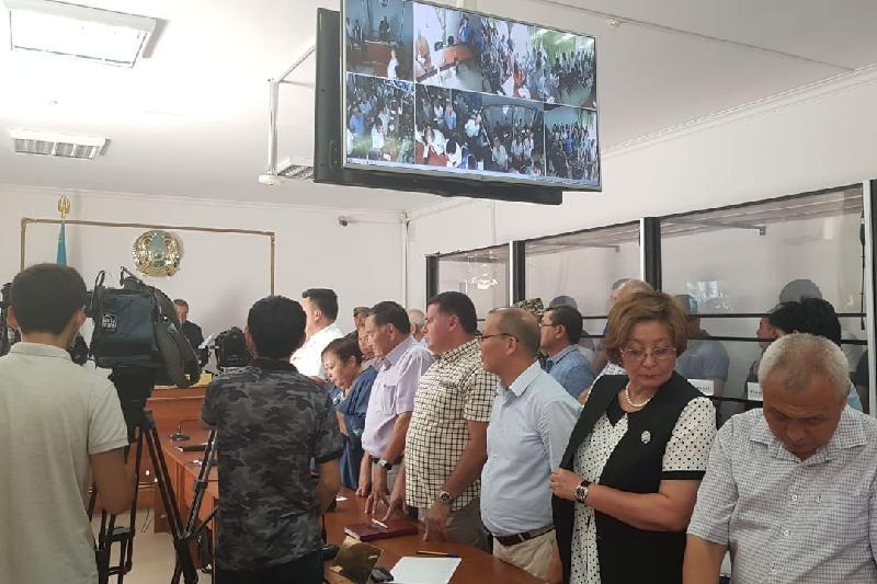 В Актобе главаря ОПГ «Четыре брата» приговорили к 12 годам тюрьмы