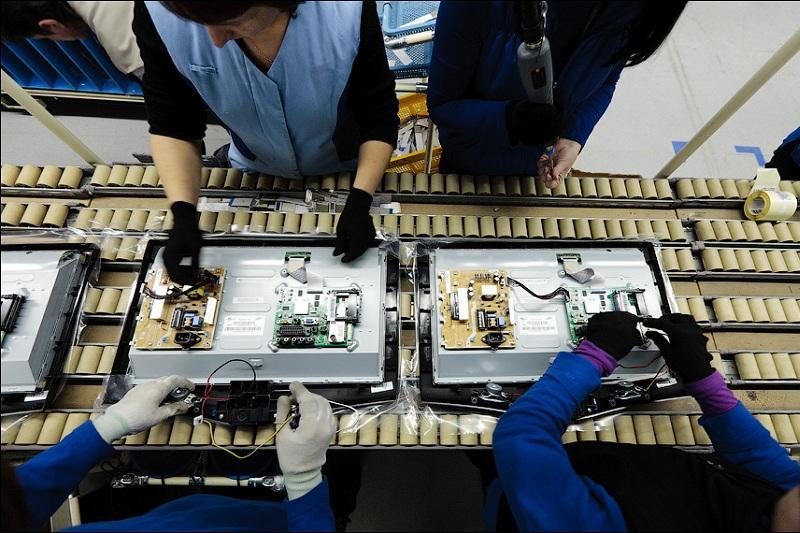 中国投资商计划在库斯塔奈市建造一家电视机制造厂