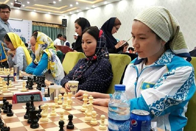 Казахстанские шахматисты завоевали «золото» Кубка азиатских наций