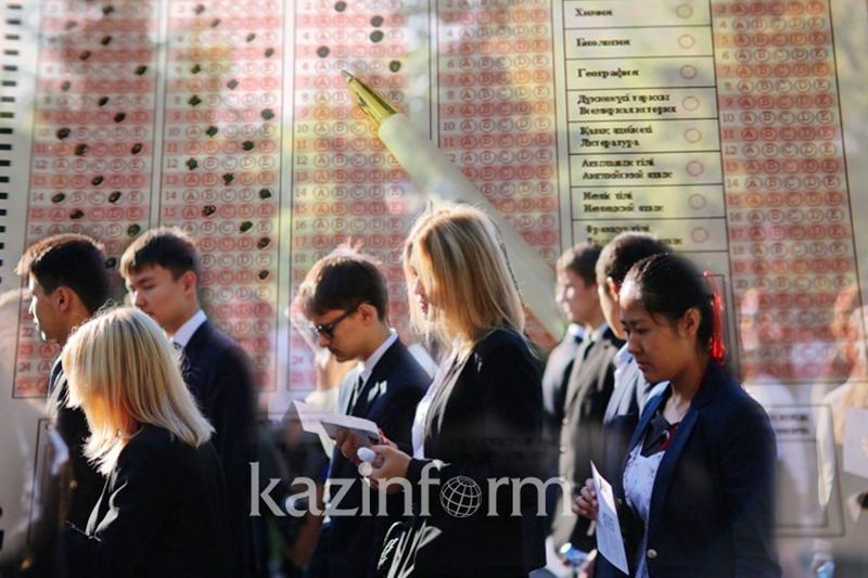 Рейтинг школ по результатам ЕНТ не объективен - Асхат Аймагамбетов