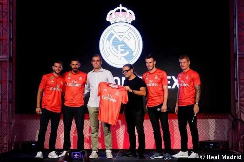 «Реал Мадрид» жаңа маусымда қоқыстан жасалған қызыл жейдемен ойнайды