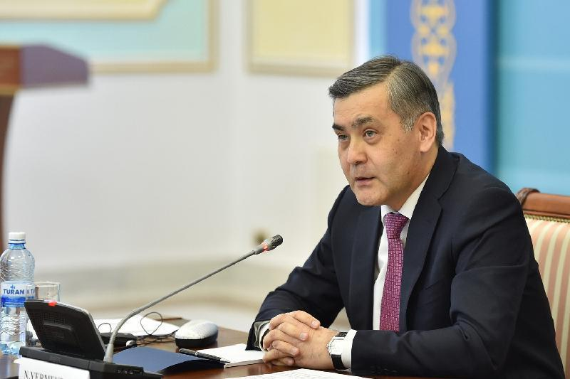 New Defense Minister appointed in Kazakhstan