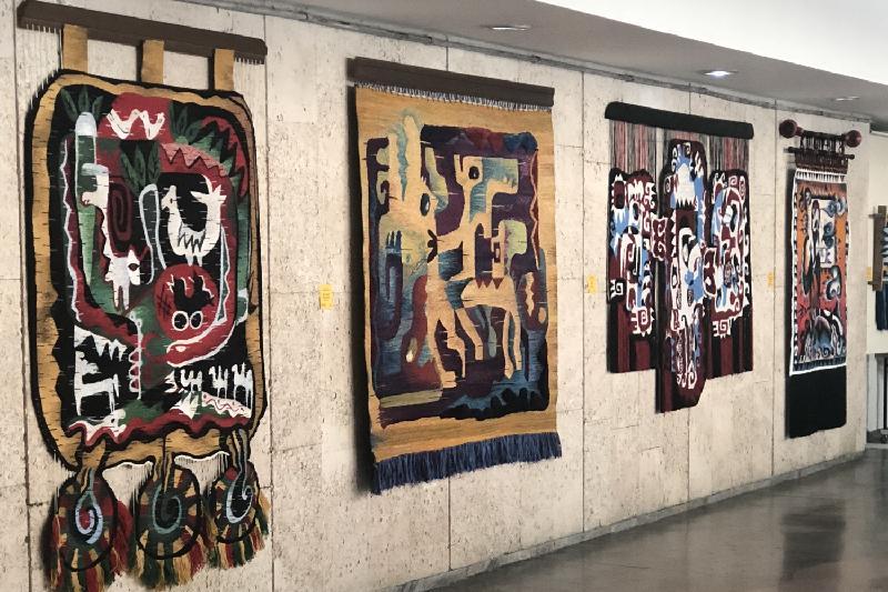 Казахстанский художник посвятил выставку Играм кочевников