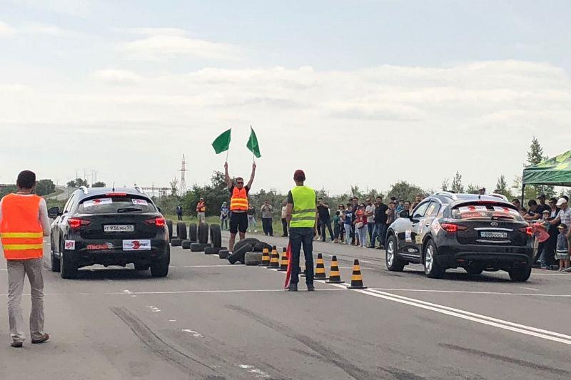 Первенство по автогонкам впервые устроили в Экибастузе