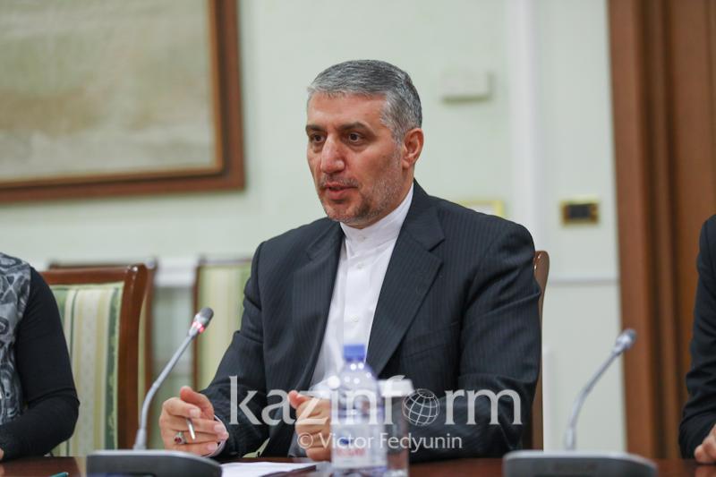 Иран қазақстандық кәсіпкерлерге жеңілдетілген визалық режимді береді