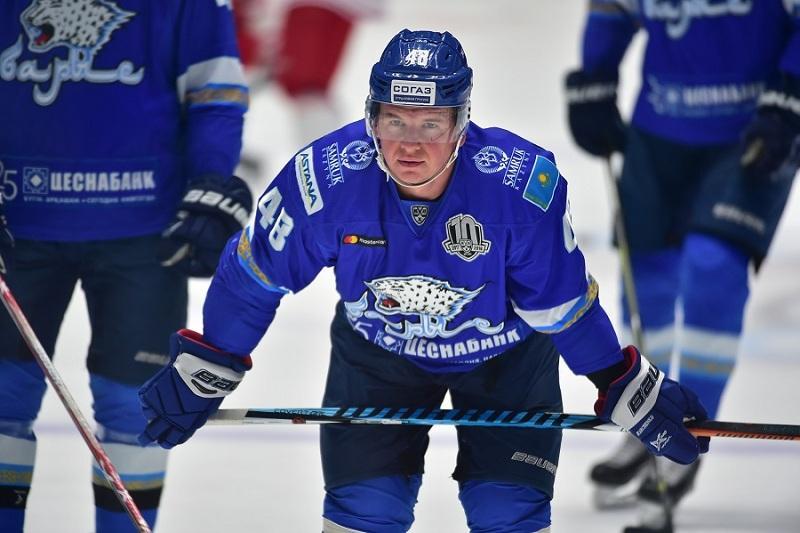 哈萨克斯坦总统杯冰球赛在