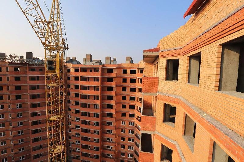 11 новых многоэтажек появятся в Шымкенте к концу года