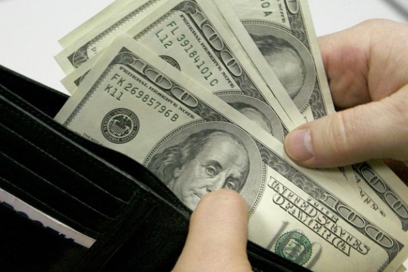 今日美元兑坚戈终盘汇率1:357.02