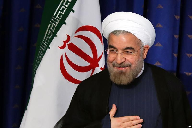 Iranian president's plane landed in Aktau