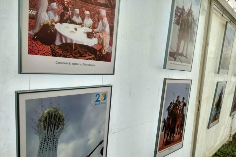 Hungary hosts 'Uly Dala Rukhy' exhibition dedicated to Astana's 20th anniversary