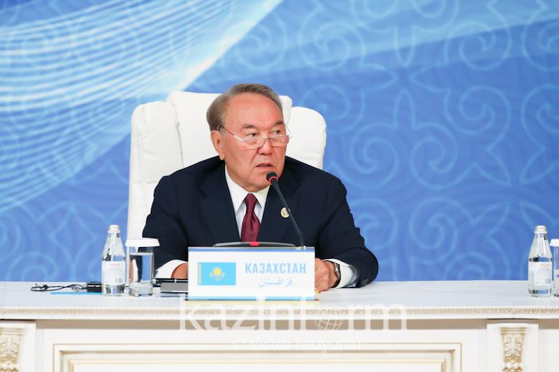 Nursultan Nazarbayev on importance of agreements signed