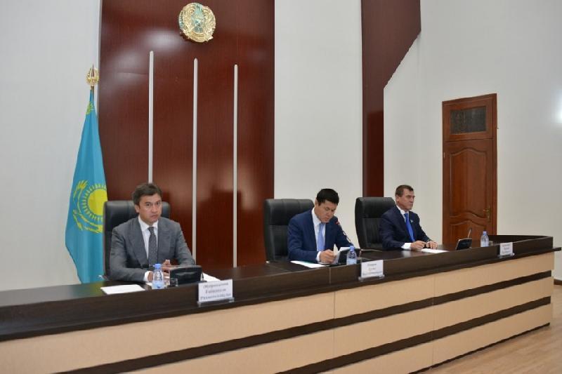 Депутаты Шымкента определились с кандидатурами в Сенат Парламента