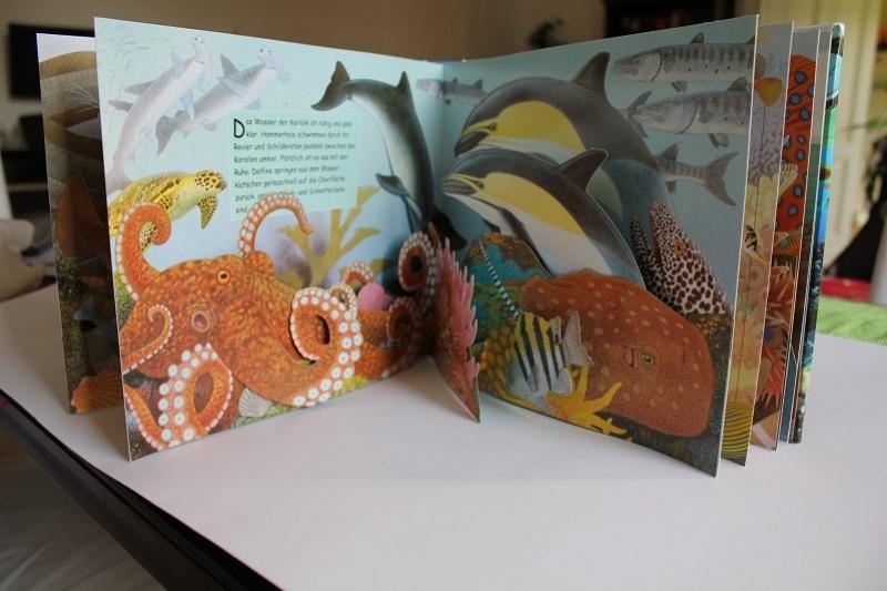 Первые казахстанские визуальные 3D книги для детей появятся в октябре