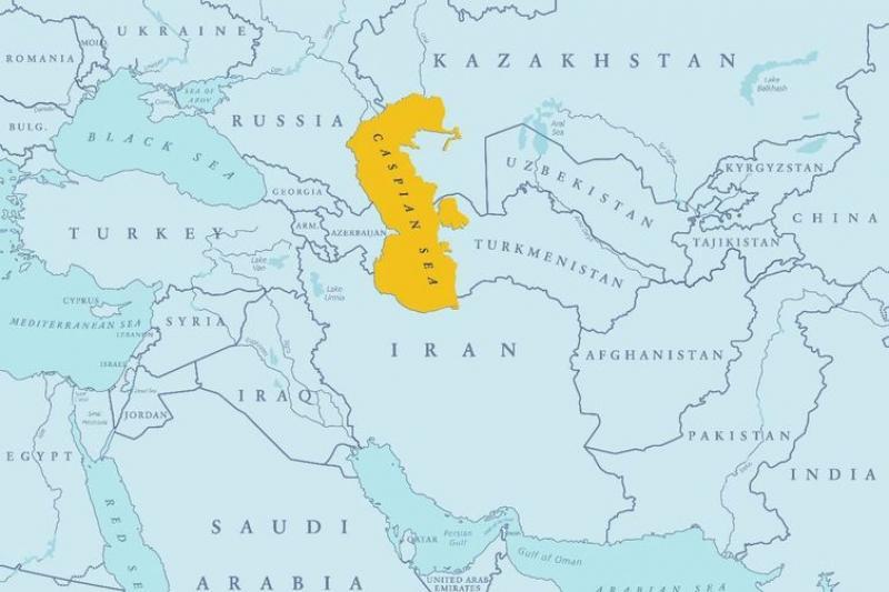 Caspian Sea countries sign deal on peace, development