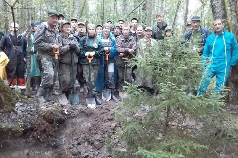 Поисковики ищут родственников погибшего на фронте бойца из ВКО
