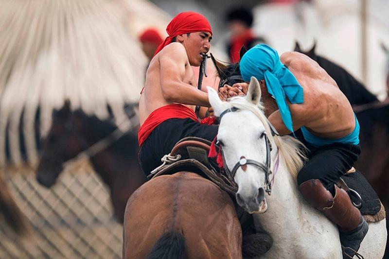 Около 200 казахстанцев примут участие в Играх кочевников в Кыргызстане
