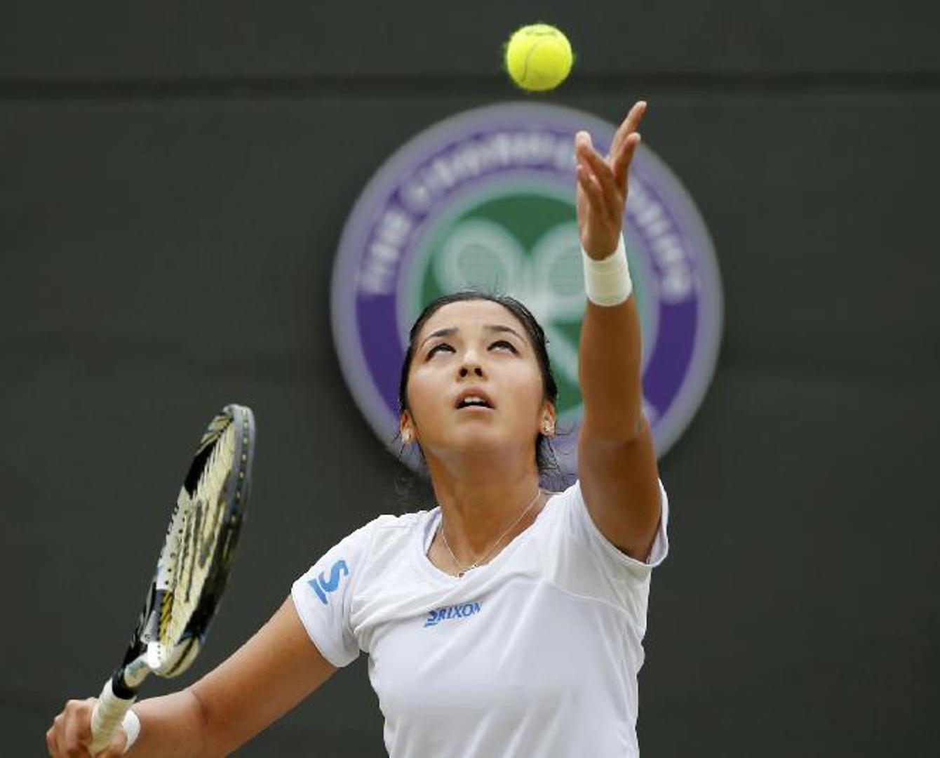 Зарина Дияс прошла в финал квалификации турнира в Нью-Хейвене