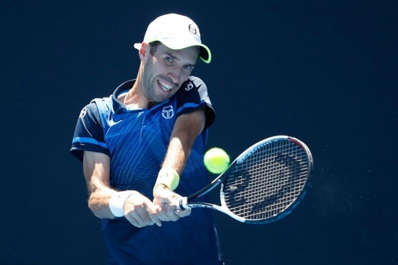Кукушкин уступил во втором круге теннисного турнира серии Masters