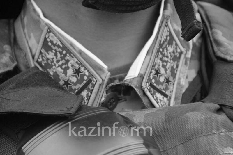 Доведение до самоубийства: солдат-срочник застрелился в Акмолинской области