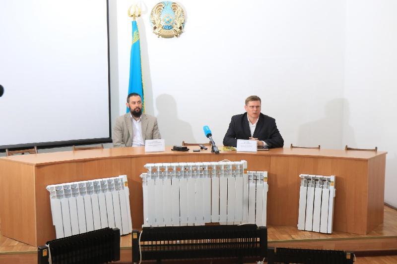 Парокапельные батареи планируют внедрить в систему отопления Павлодара