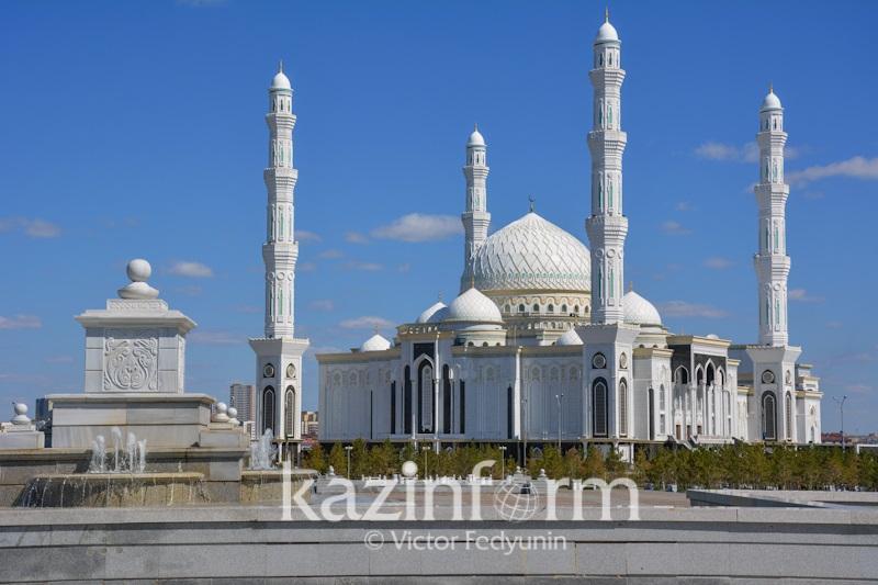 Курбан-айт празднуют в Казахстане