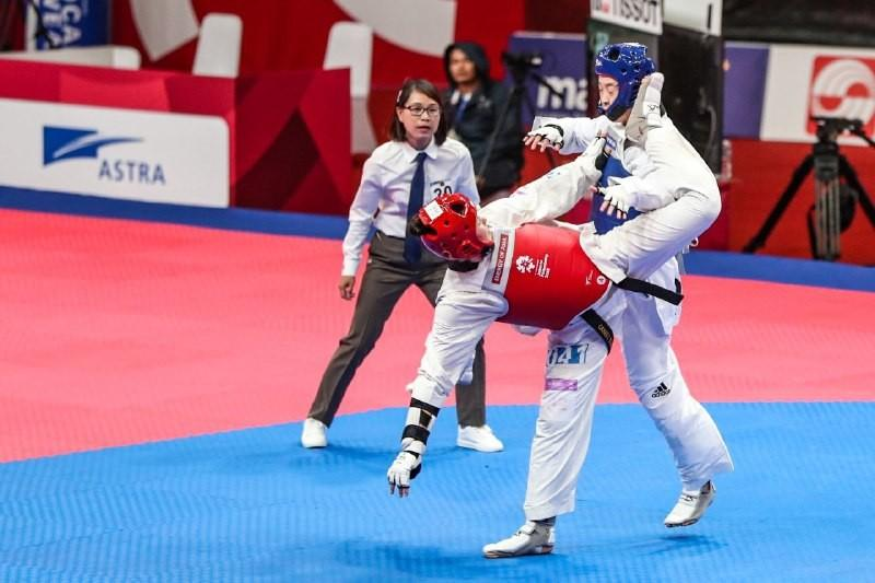 Asian Games: Kazakhstan's Zhansel Deniz secures silver
