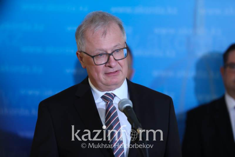 Germany intends to be more actively involved in AIFC