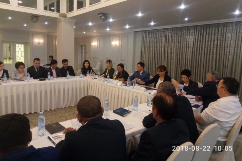 Human rights protection mechanisms discussed at seminar in Karaganda rgn