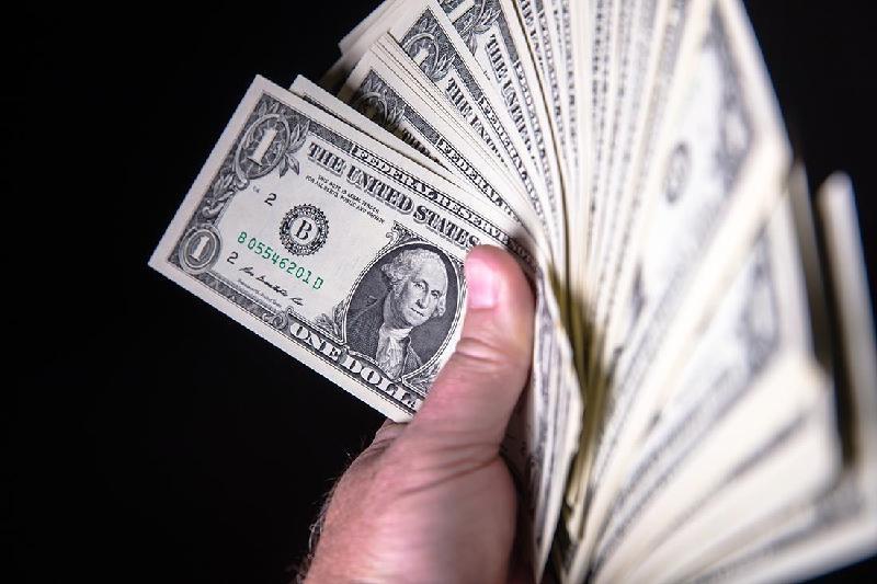 KASE早盘汇率公布 美元兑坚戈1:372.22