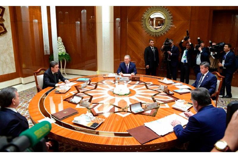 Нұрсұлтан Назарбаев Орталық Азияның халықаралық су-энергетикалық консорциумын құруды ұсынды