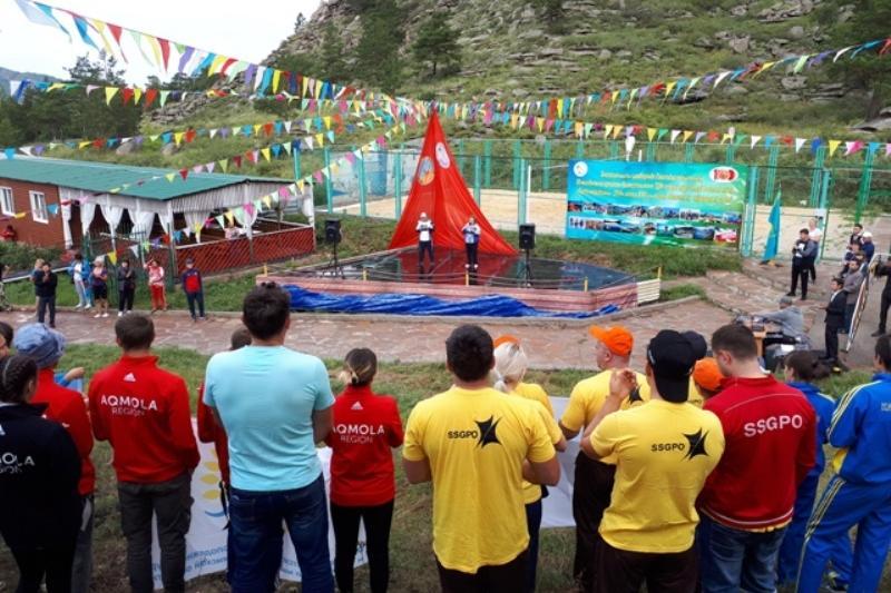 Более 200 участников из Казахстана и России собрал турслёт дружбы в Баянауле