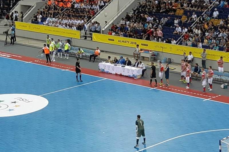 Қазақстандықтар футзалдан әлем чемпионатының күміс жүлдесін иеленді