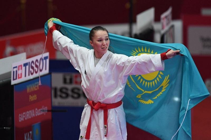 Asian Games: Karateka Guzaliya Gafurova wins 6th gold for Kazakhstan