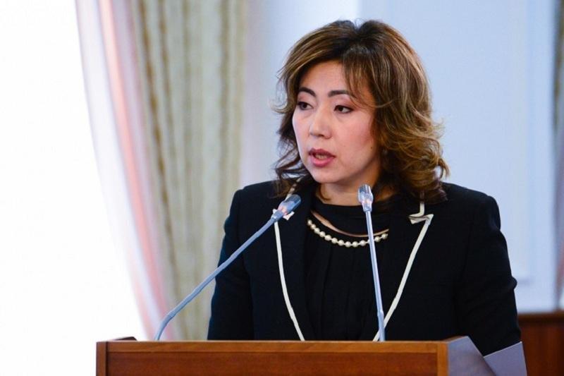Мадина Абылкасымова ответила на критику в свой адрес