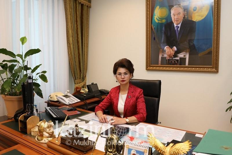 Аида Балаева: Әлемнің жетекші алаңдарында Қазақстанның мәдениеті мен өнері танылып жатыр