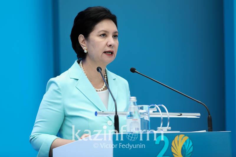 Конституция РК заложила прочный фундамент развития казахстанской государственности - Президент