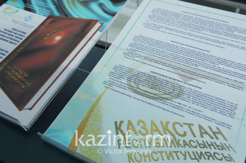 Constitution laid solid foundation for Kazakhstan's statehood development, says President