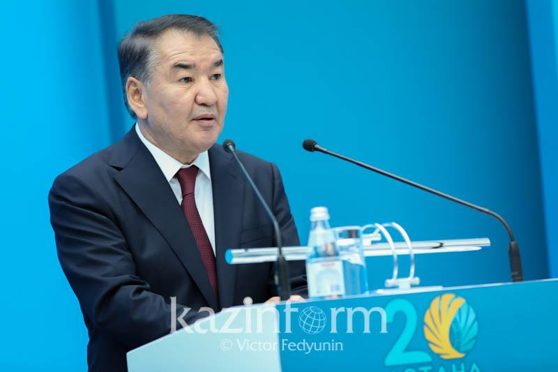 Kairat Mami shares memories of how Kazakhstan's Constitution was adopted