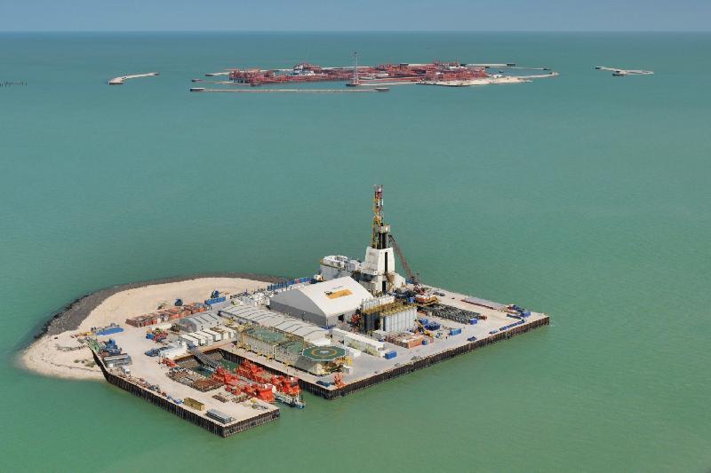 卡沙甘油田产能将提高到45万桶/日
