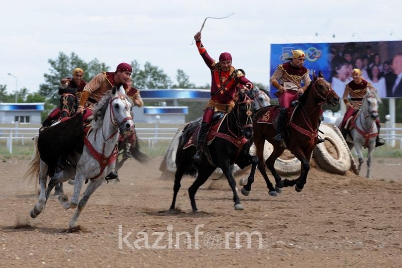 ІІІ Дүниежүзілік көшпенділер ойындарына Жамбылдан 15 спортшы қатысады