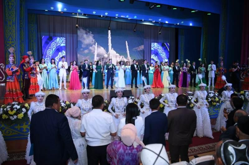 Түркістан облысында «Айбары мықты Ата Заң» мерекелік шарасы өтті