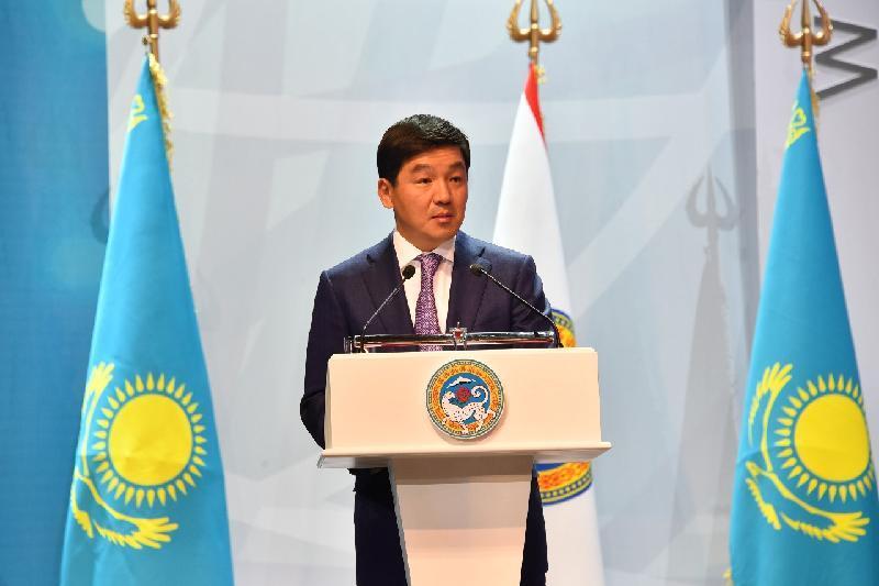 В Алматы прошло торжественное собрание, посвященное Дню Конституции
