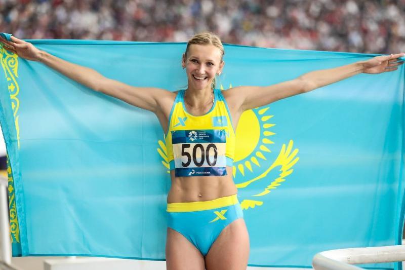 Эта медаль для тебя, Казахстан - Ольга Рыпакова прокомментировала выступление на Азиаде