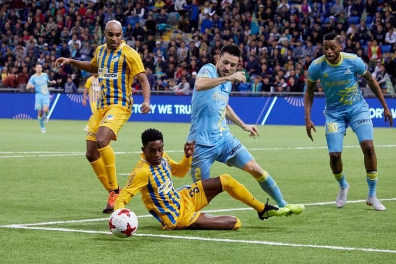 «Астана» Еуропа лигасының топтық кезеңіне жолдама алды