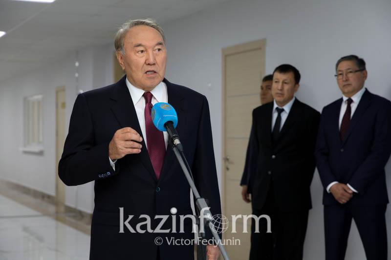 Nursultan Nazarbayev greets Kazakhstanis on Knowledge Day