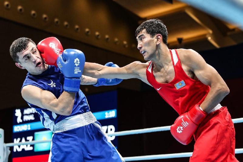 Бокс на Азиаде-2018: у Казахстана два «серебра»